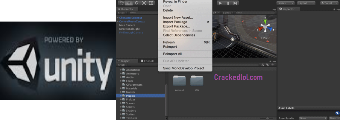 download unity full crack-7