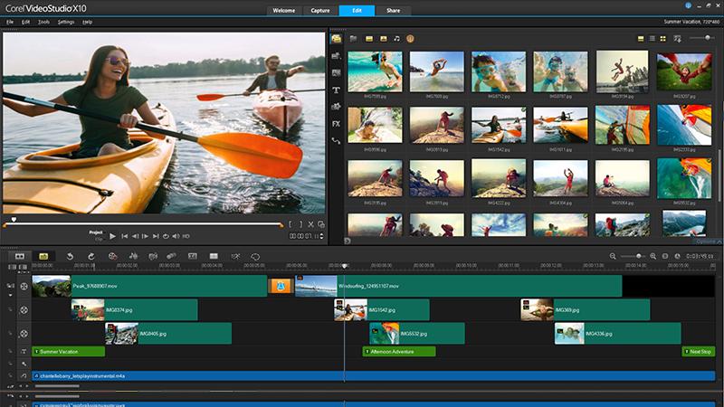 corel videostudio ultimate x10-0