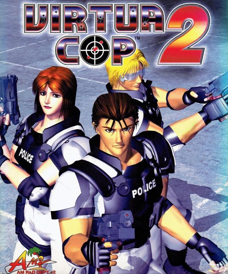 game virtua cop 2-8