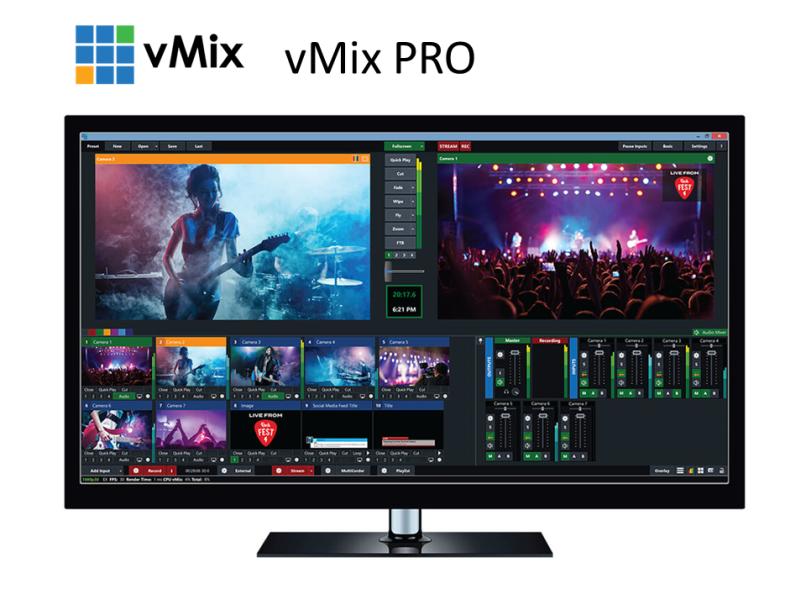 vmix pro-8