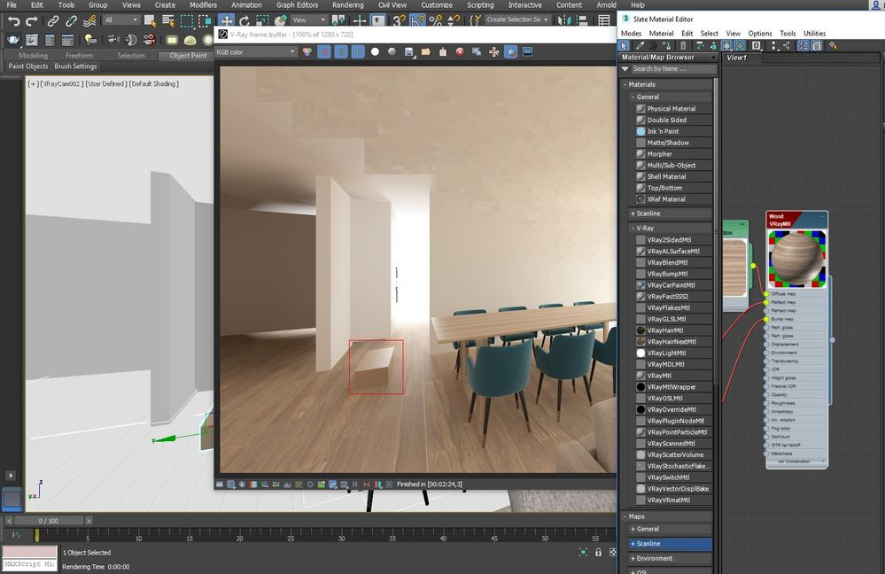 vray for 3ds max 2019-0