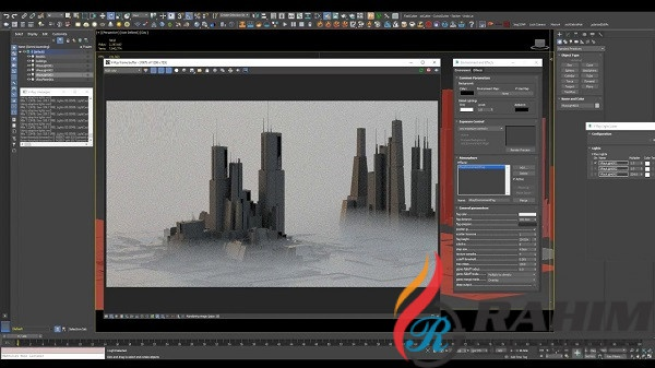 vray for 3ds max 2019-6