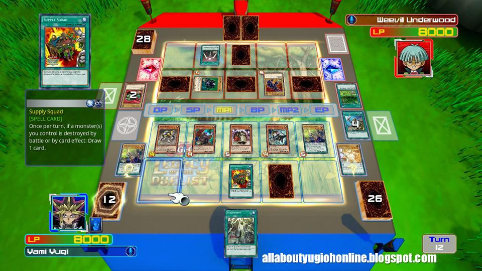 game yugioh pc-9