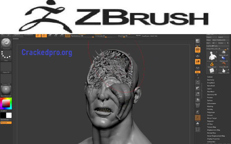 zbrush download full crack-1