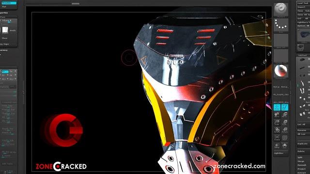 zbrush download full crack-8