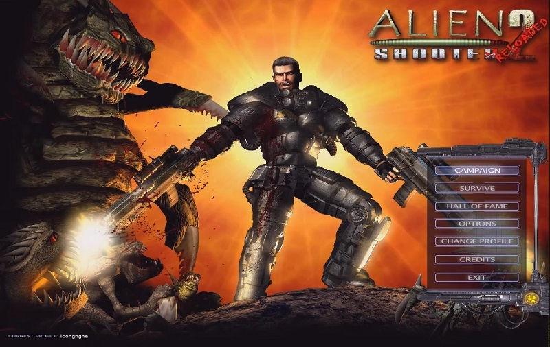 download game alien shooter 2 full crack-3