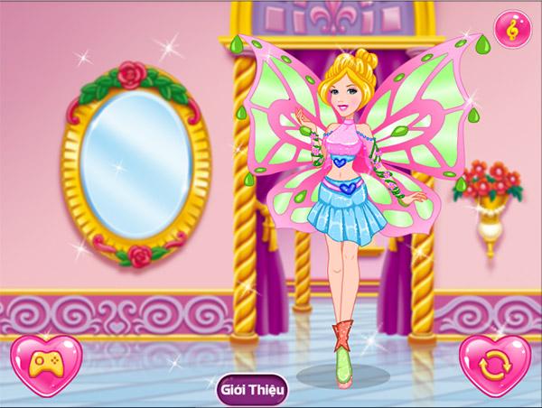 Trò chơi trang điểm cho công chúa phép thuật WinX