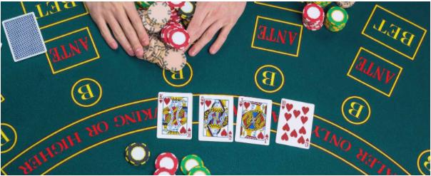 Draw Poker là gì?